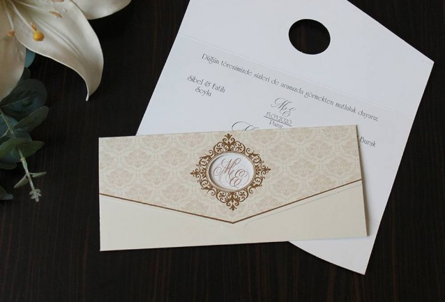 Armoni Wedding Invitation 20435