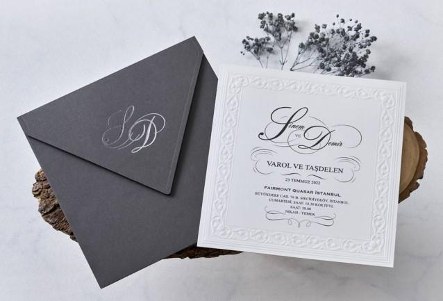 Luxury invitations 1116
