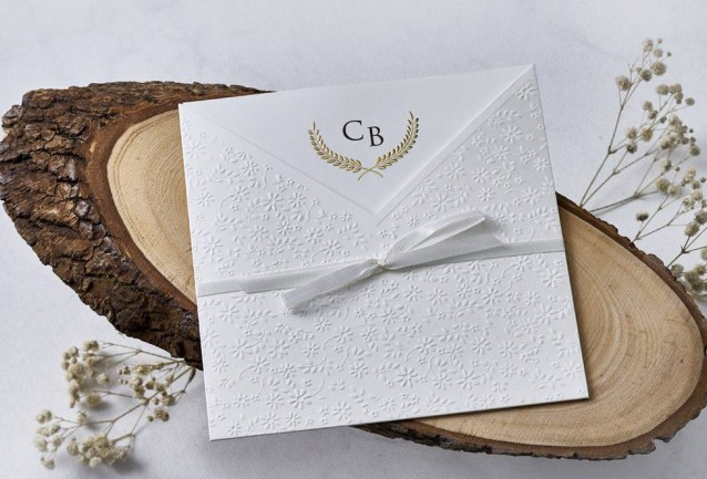 Luxury invitations 1165