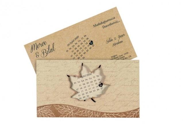 Concept Wedding Invitation 5641