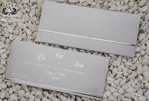 Luxury invitations 19309