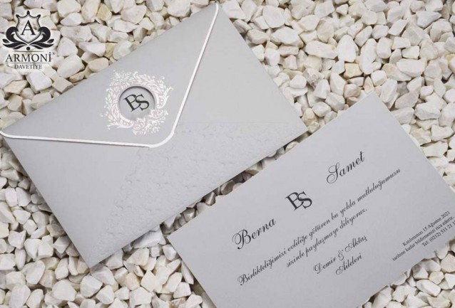 Luxury invitations 19312
